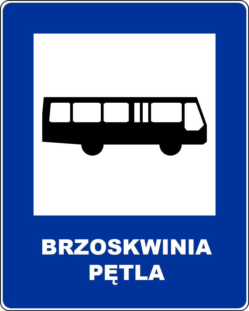 Rozkład jazdy Brzoskwinia Pętla